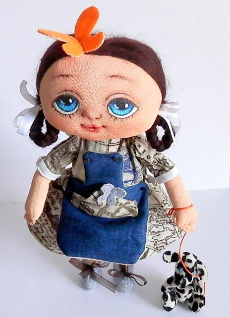кукла ДАРуния