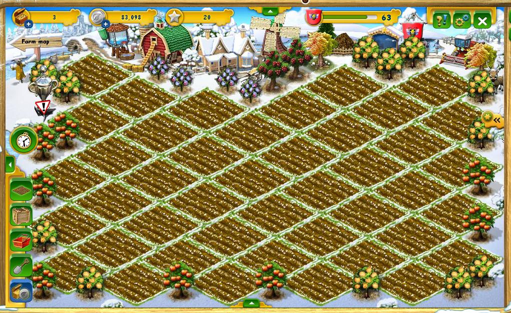 Farmerama screenshot