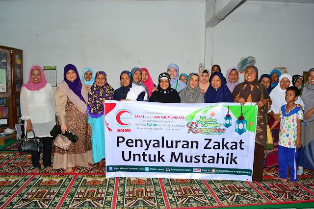 Penyaluran Zakat