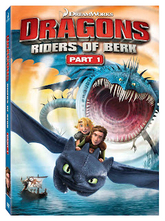 DreamWorks Dragons: Riders of Berk Giveaway