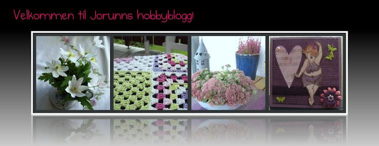 Jorunns hobbyblogg