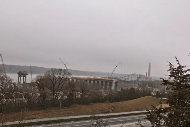the new St. Croix River bridge