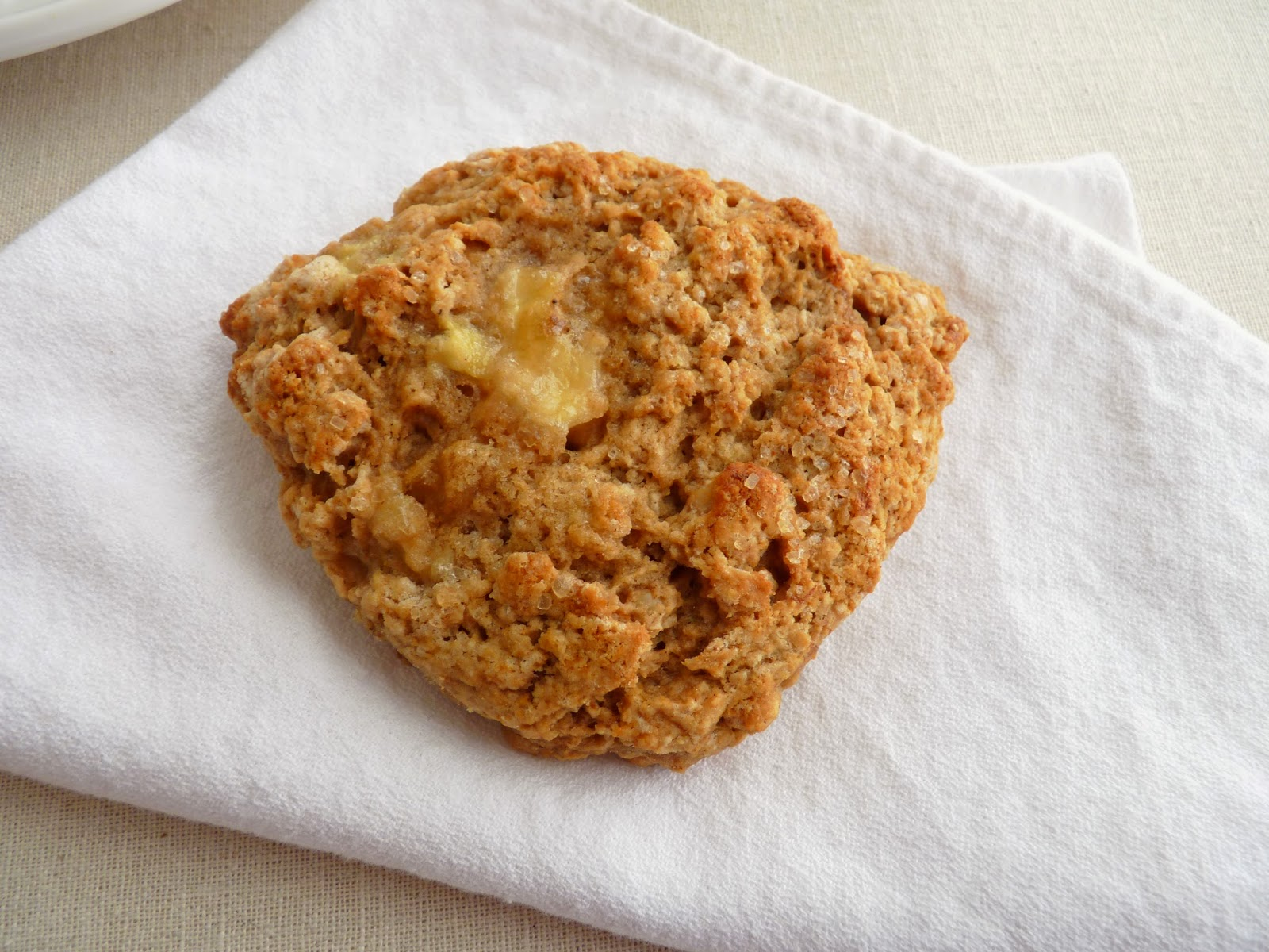 pastry studio: Banana Walnut Scones