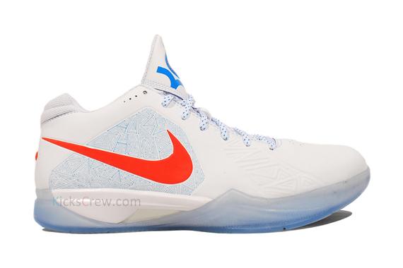 J Cole Any Given Sunday 2 Nike Zoom KD III LS �...