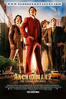 Sinopsis Film Anchorman 2: The Legend Continues