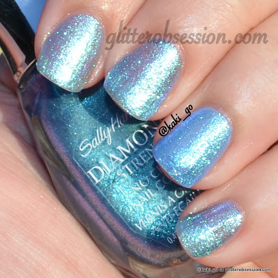 Sally Hansen Blue Frosting