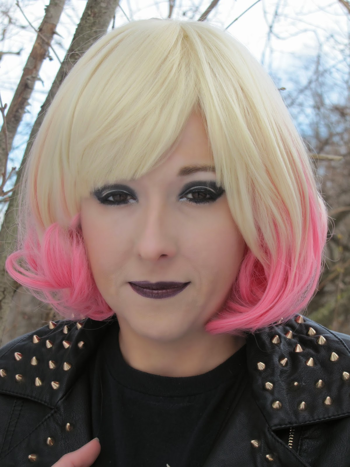 Ebay Pink Wig Review 88