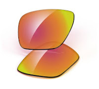Oakley Dispatch II Sunglasses Lenses - Interchangeable Iridium Lenses
