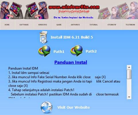 http://www.windows8ku.com/2014/08/idm-621-build-5.html