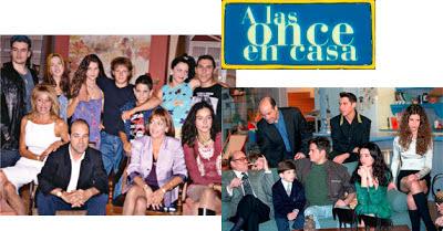 A las once en casa, serie de La 1 de TVE