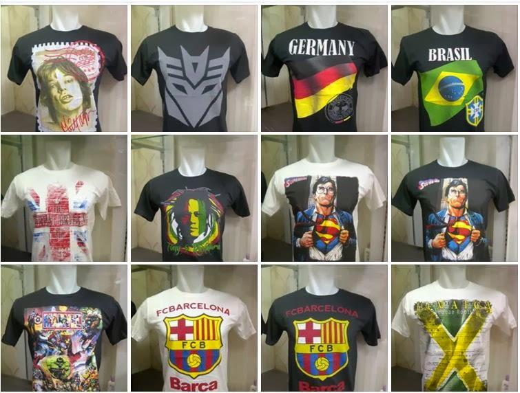 Distributor Kaos Bola Grosir Termurah