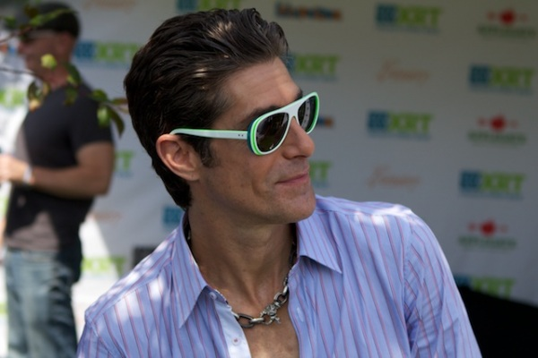 Perry Farrell from Jane's Addiction