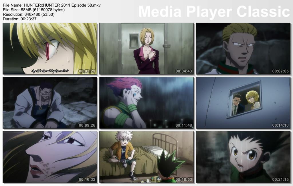 Download Film Hunter X Hunter Episode 100 Bahasa Indonesia