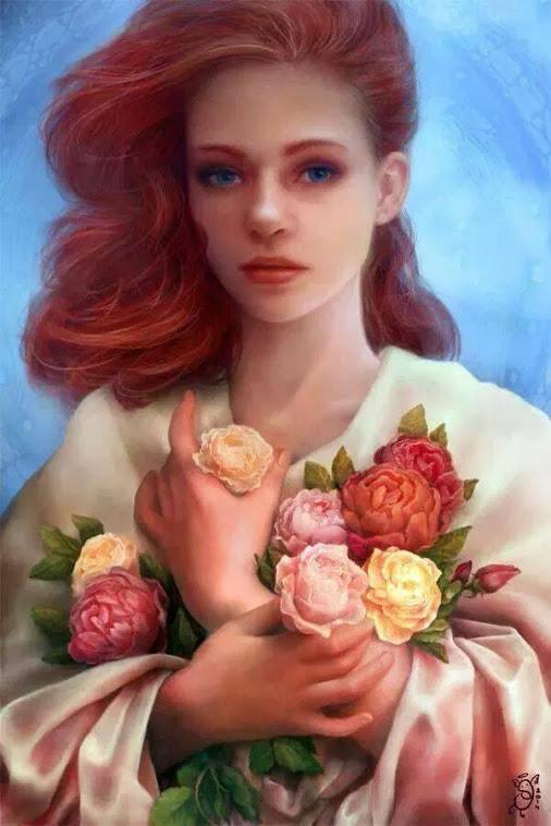 Rosas a mis brazos