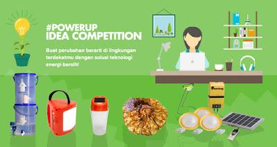 Info-Kontes-Kontes #PowerUpIdea