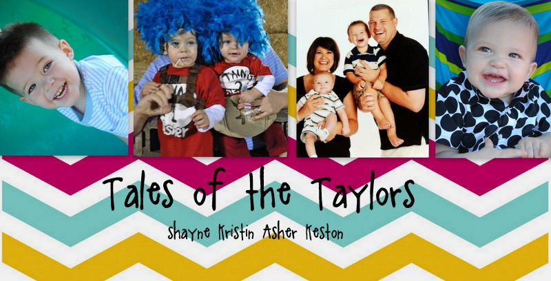 Tales of the Taylors