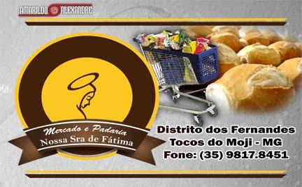 Mercado e Padaria N.S Fátima