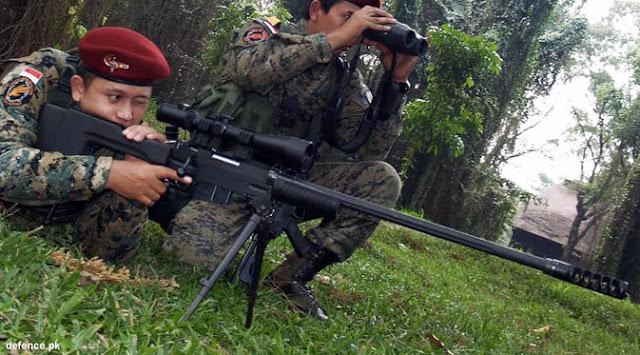 Pindad Kewalahan Penuhi Order Bikin Senapan Sniper Seharga Rp 200 Juta per Unit