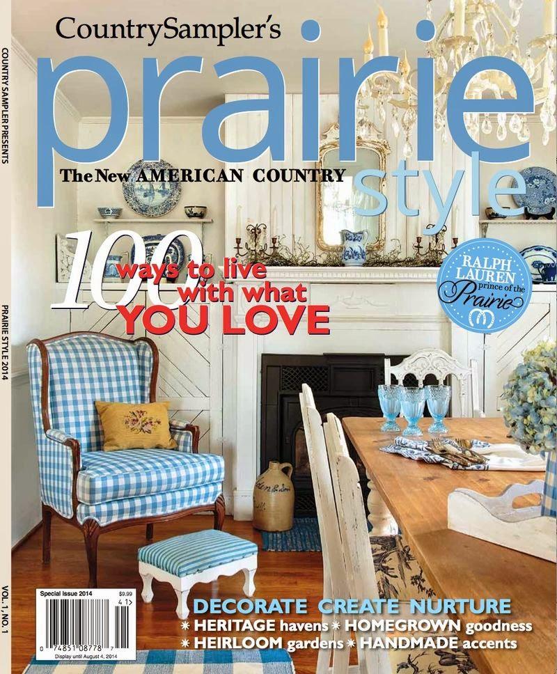 Nové vydanie Prairie Style / New issue of Prairie Style
