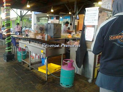 ::Burger Bakar Kaw Kaw::