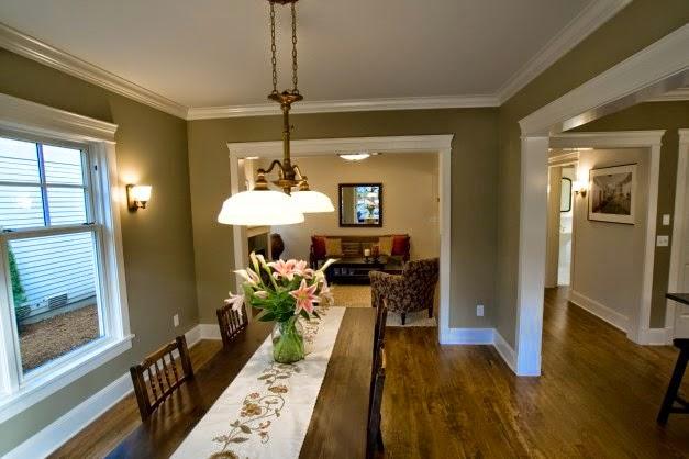 Idea Paint For Elegant Family Room