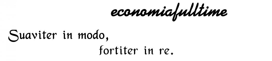 Economía  Full  Time | Gerard Codina