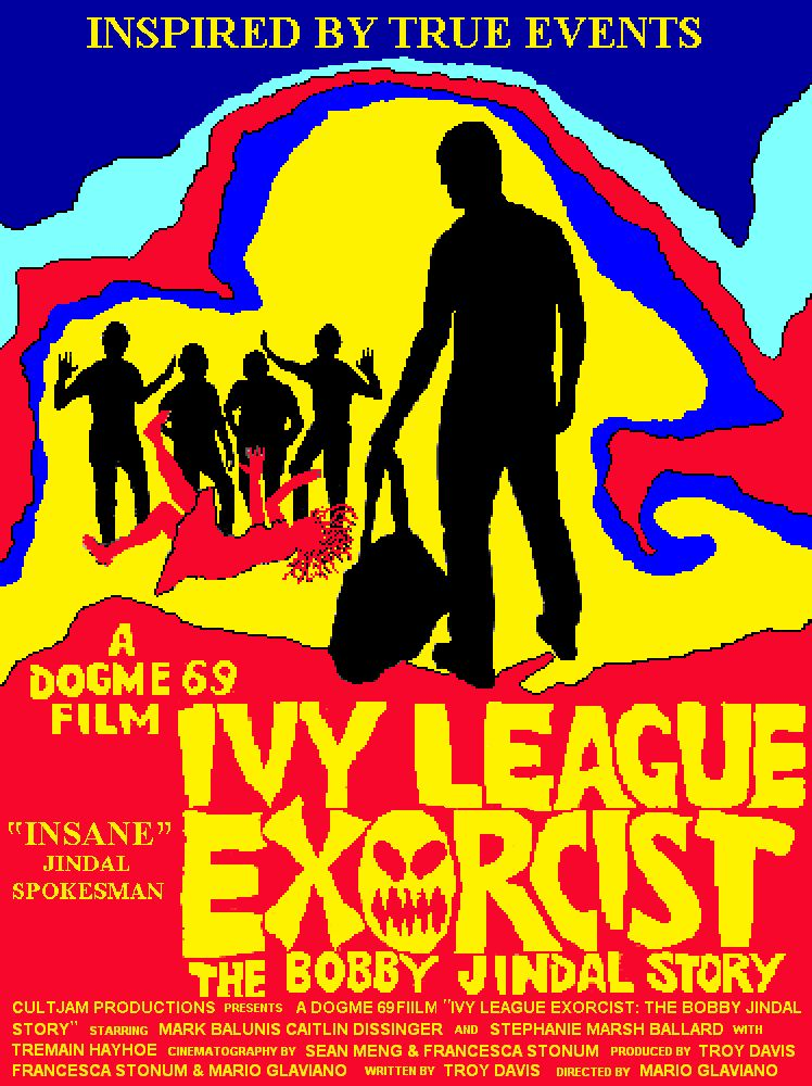 Ivy League Exorcist Blog