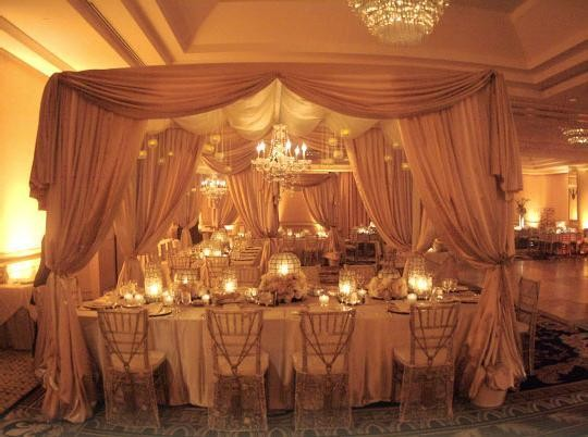 Wedding Reception Weddings By Color Marie Antoinette Movie
