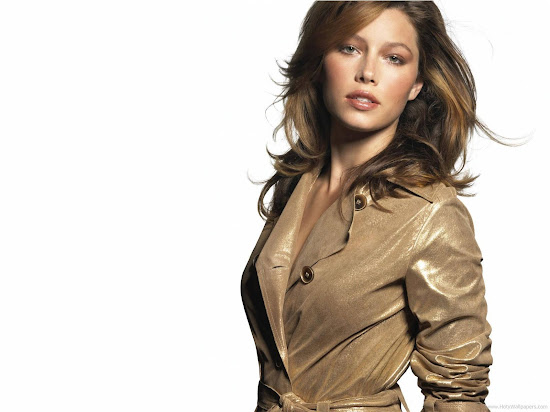 Jessica Biel Hollywood Actress HD Wallpaper-1600x1200