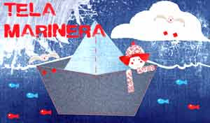 """""""Taller Tela marinera"""" en el Museo de Artes Decorativas - losplanesdemaria.com"""