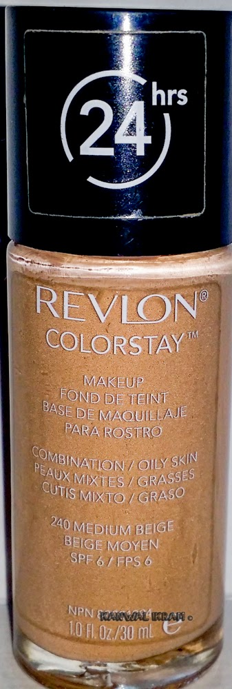 Revlon ColorStay Foundation 240-Medium Beige