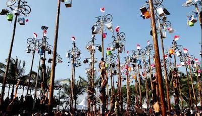 Tradisi unik ala orang Indonesia