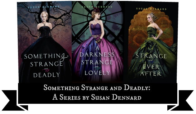 Queen Ella Bee Reads 5 Reasons To Read Something Strange And Deadly