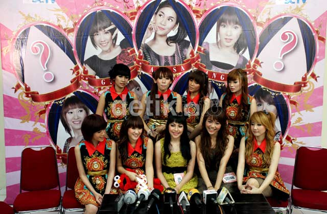 Cherry Belle with personel baru5