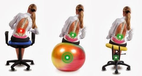 Ripostura proteggi la tua colonna vertebrale con spinalis for Sedia da ufficio ortopedica