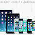 Evasi0n7 Untethered iOS 7, 7.1, 7.0.6 Jailbreak for iPhone, iPad & iPod - Tutorial