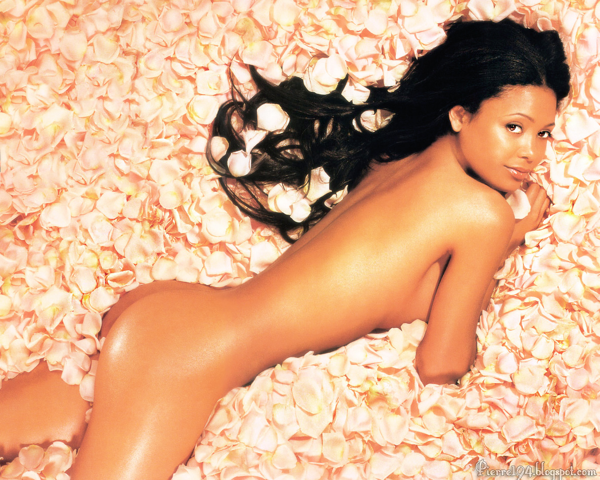 Nude pic of thandie newton