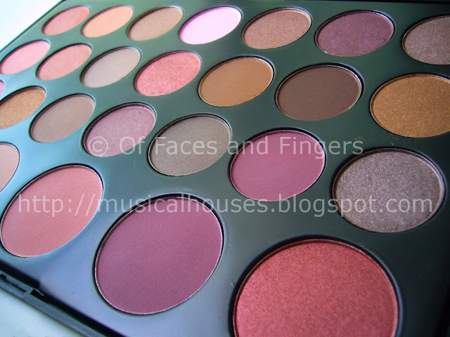 ES 26 Color Eyeshadow Blush Palette