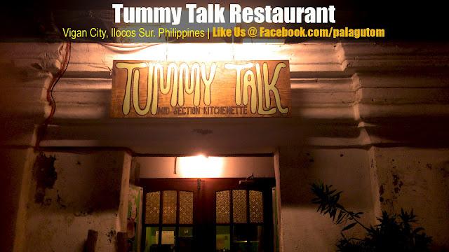 tummy talk vigan