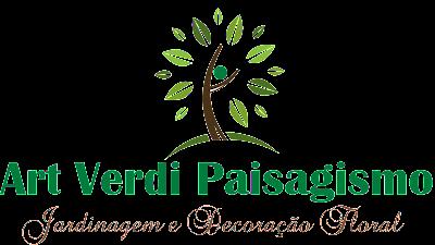 Logo Art Verdi Paisagismo