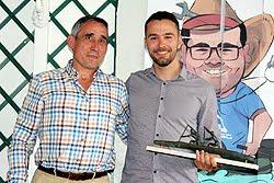 Comida y premios del Piragüismo Aranjuez: Fotos