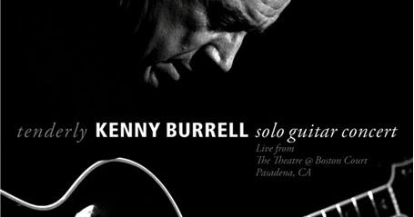 tenderly by kenny burrell pdf