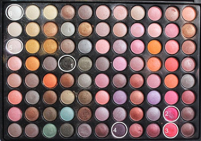 IMG 2784 Tutorial de Maquiagem: Rosa e Roxo   Pink Gloss