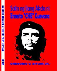 Salin ng ilang akda ni Che Guevara