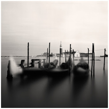 Trois Gondoles, Venise, 2015