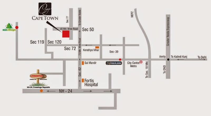 Sector 74 Noida
