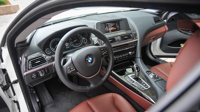 Cung cấp sức mạnh cho BMW 640i Gran Coupe 2015
