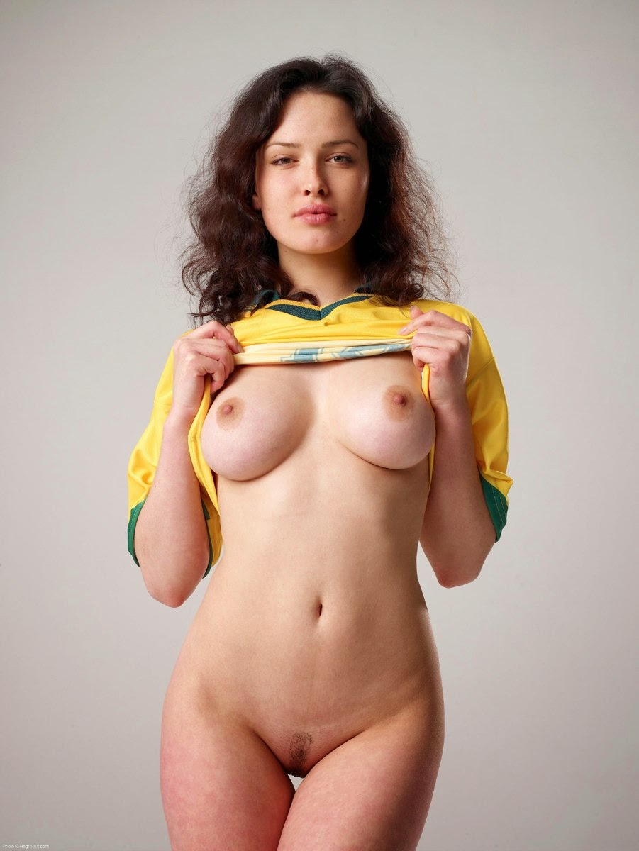 Girl nude homemade cute