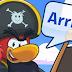 Horários para encontrar o Capitão Rockhopper!