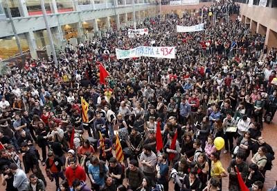Espanha: Professores anunciam mobilizações, greves e protestos contra novos cortes no setor